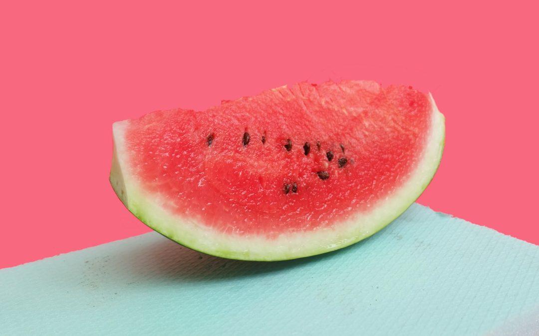 Waarom een goed verhaal gaat over watermeloenen
